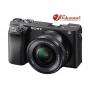 Sony Camera ILCE-6400L Black