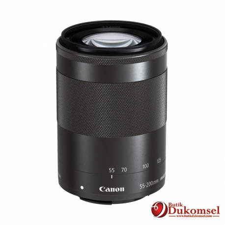 Canon Lensa EF-M 55-200mm F/4.5-6.3 IS STM