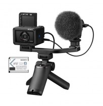 Sony Camera DSC-RX0M2G & ECM-XYST1M