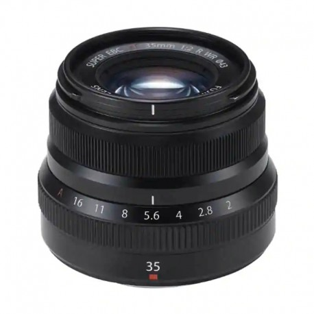 Fujinon FXF 35mm F2R WR Black