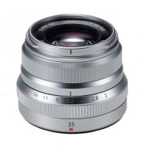 Fujinon FXF 35mm F2R WR Silver