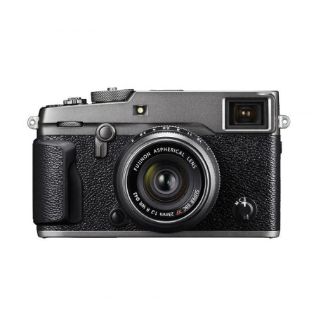 FujiFilm X-PRO2 Graphite 33XF23MM F2R WR KIT
