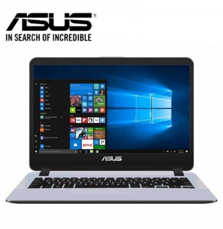 "Asus A407MA-BV003T (Intel Celeron N4000/4GB RAM/1TB HDD/14""/Win10) Rose Gold"