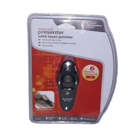 M-Tech MT-016 Wireless Presenter