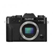 Fujifilm X-T20 Body Only Kamera Mirrorless