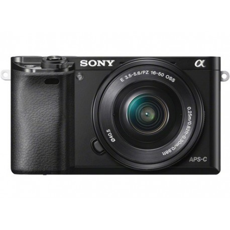 Sony ILCE-6000L SI black