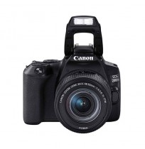 Canon EOS 200D Mark II with lens 18-55mm Kamera DSLR