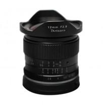 7artisans Lens 12mm F/2.8 Lensa Kamera for Sony E