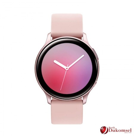 Samsung Galaxy Watch Active 2 Aluminium Smartwatch [40 mm] Pink Gold