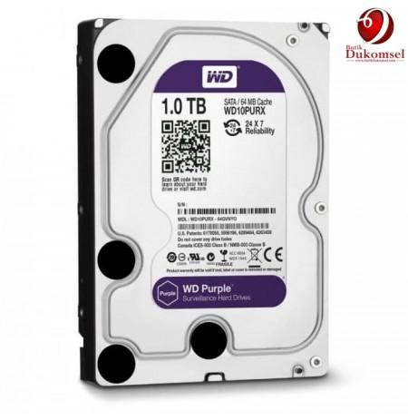 WD Purple 1TB Internal HDD