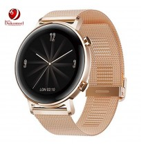 Huawei Watch GT2 - Elegant 42mm (Diana B19b) Refined Gold Smartwatch