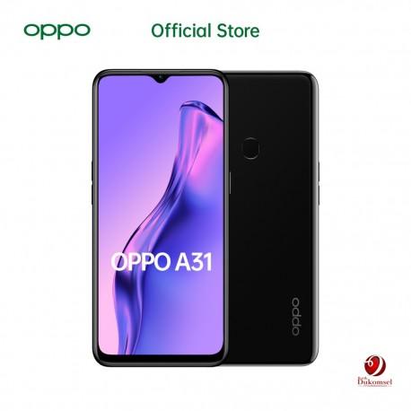 Oppo A31 2020 Smartphone 4GB/128GB Mystery Black