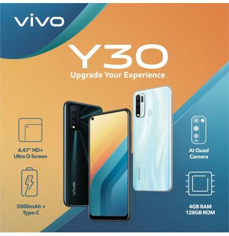 VIVO Y30 Smartphone [4GB / 128GB ]