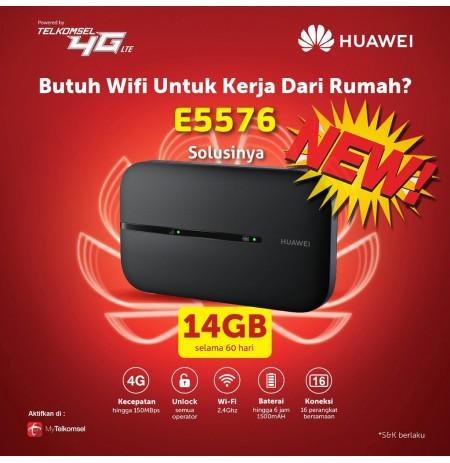 Huawei E5576 Mobile Wifi Modem 4G Mifi Unlock Version