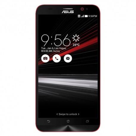 Asus Zenfone 2 Deluxe ZE551ML Smartphone [256GB/4GB] Black Carbon