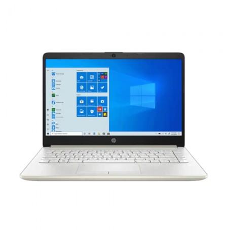 """HP 14S-CF2018TU (Intel Celeron N4020/4GB RAM/1TB HDD/14""""/Win10) Gold"""