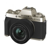 Fujifilm Finepix X-T200 XC15-45MM KIT + SDHC Sandisk