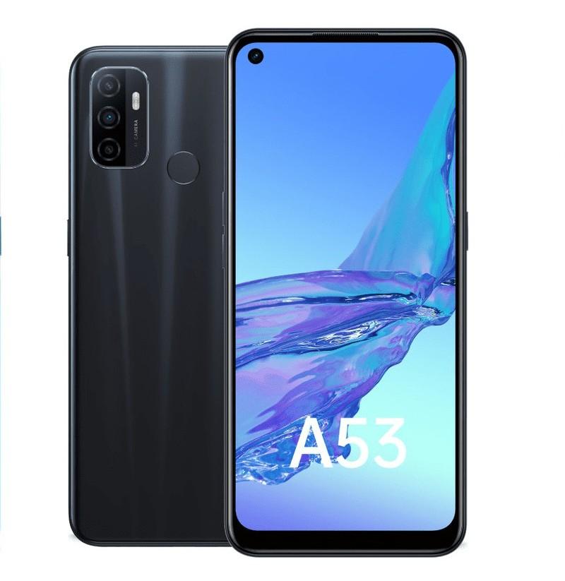 OPPO A53 Smartphone 64GB/ 4GB - Butik Dukomsel