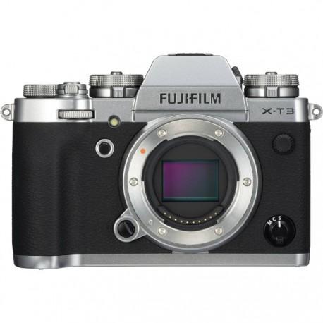 Fujifilm Finepix X-T3 Body Only - Silver