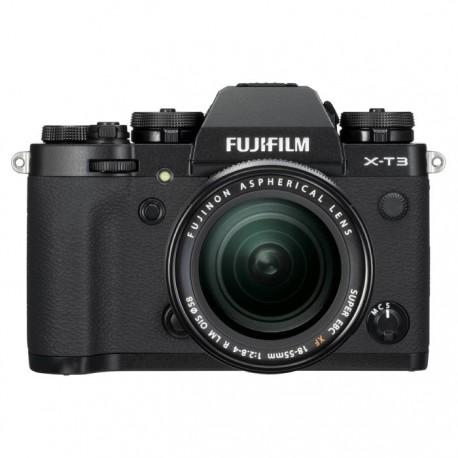 Fujifilm X-T3 + XF18-55mm f2.8-4 R Lm Ois Black