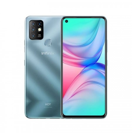 Infinix Hot 10 Smartphone [4GB/128GB] - Moonlight Jade