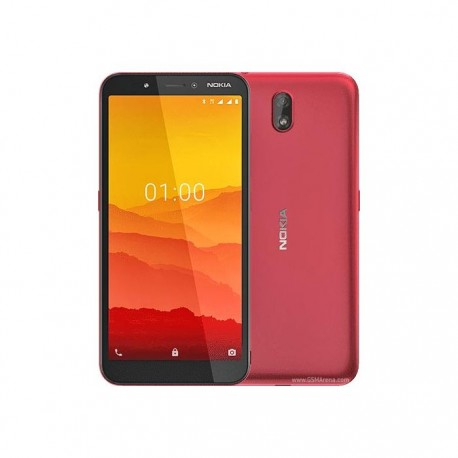 Nokia C1 Smartphone [1GB/16GB] Charcoal