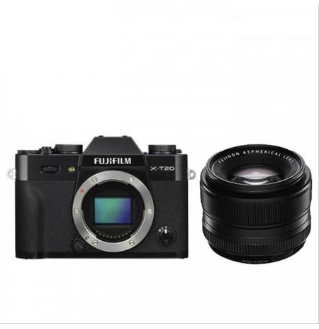 Fujifilm X-T20 XF 35mm F1.4
