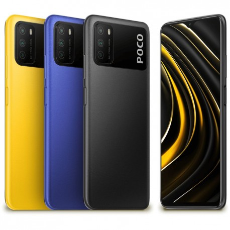 Xiaomi POCO M3 Smartphone [4GB/64GB]