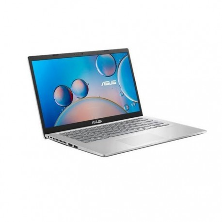"Asus VivoBook A416JA-VIPS351 (Intel® Core™ i3-1005G1 /Intel® UHD Graphics /4GB RAM /512GB SSD /14""FHD /Win10) Silver"