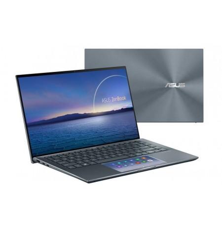 "Asus ZenBook 14 UX435EG-AI551NP (Intel® Core™ i5-1135G7 /NVIDIA® GeForce® MX450 /8GB RAM /512GB SSD /14""FHD /Win10) Grey"