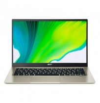 "Acer Swift 1 Fresh SF114-34-P3ZB (Intel® Pentium® Silver N6000 /Intel UHD Graphics /4GB RAM /512GB SSD /14.0""FHD /Win10) Gold"