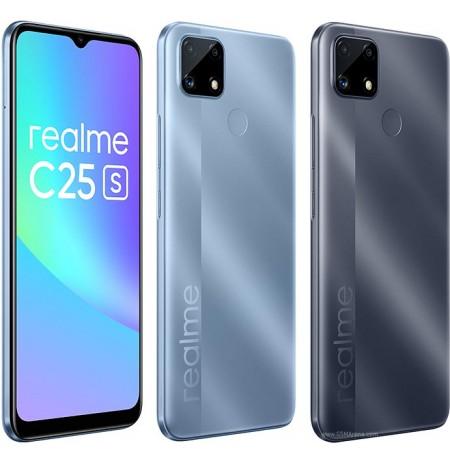 Realme C25s Smartphone [4GB/128GB]