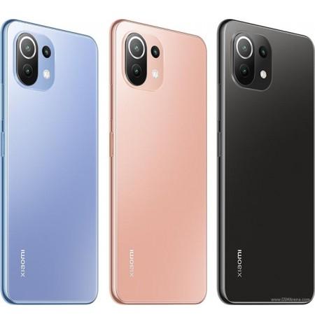 Xiaomi Mi 11 Lite Smartphone [6GB/64GB] Bubblegum Blue
