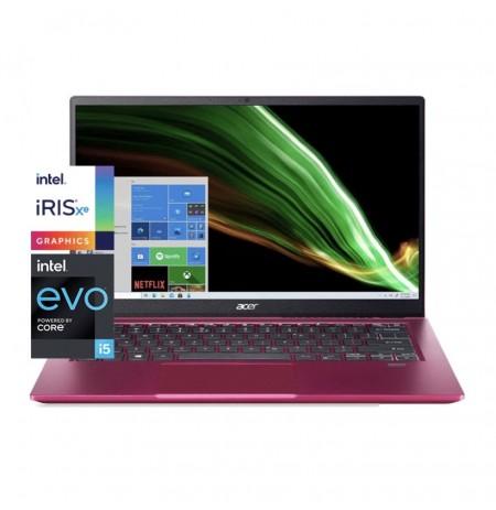 "Acer Swift 3 Infinity 4 SF314-511-57RH (Intel® Core™ i5-1135G7/ Intel® Iris Xe Graphics/ 16GB RAM/ 512GB SSD/ 14""FHD/ Win10) Red"