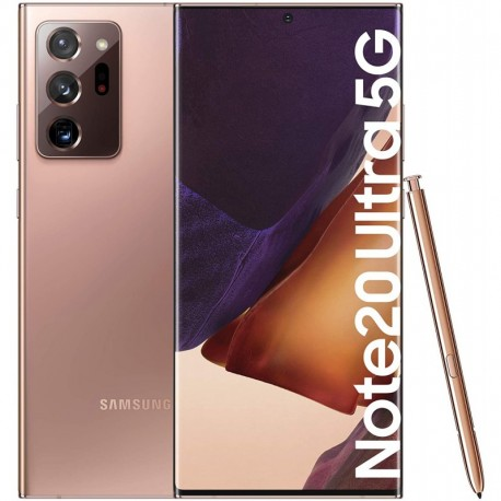 Samsung Galaxy Note20 Ultra 5G Smartphone [12GB/512GB]