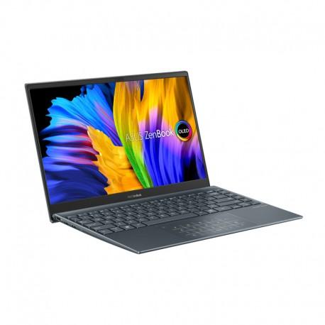 "Asus Zenbook 13 UM325UA-OLED551 (AMD Ryzen™ 5 5500U/ AMD Radeon™ Graphics/ 8GB RAM/ 512GB SSD/ 13.3""FHD/Win10) Grey"
