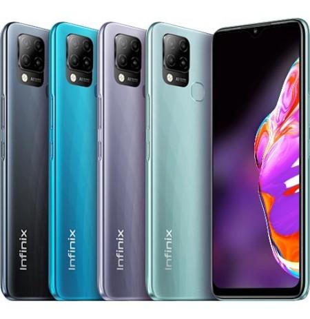 Infinix Hot 10s Smartphone [4GB/64GB]