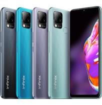 Infinix Hot 10s Smartphone [4GB/64GB] Morandi Green