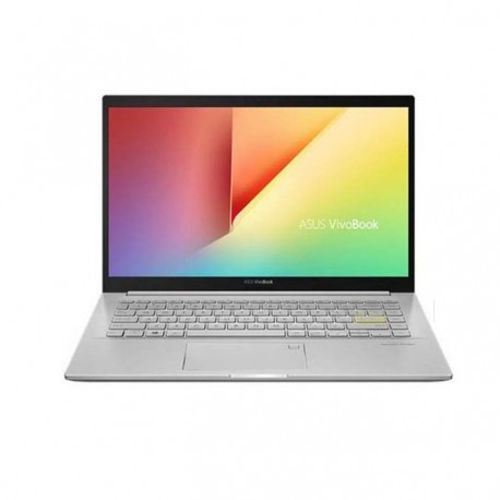 "Asus VivoBook K413EQ-EB751IPS (Intel® Core™ i7-1165G7/ NVIDIA® GeForce® MX350/ 8GB RAM/ 512GB SSD/ 14.0""FHD/Win10) Silver"