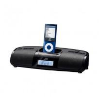 JVC RA P1B Speaker Dock For iPod