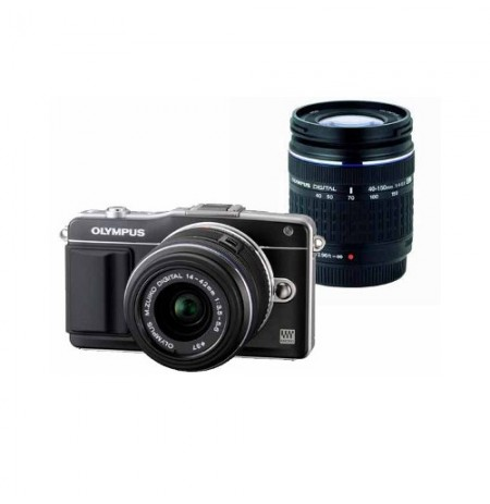 Olympus PEN E-PM2 14-42 Double Zoom Kit