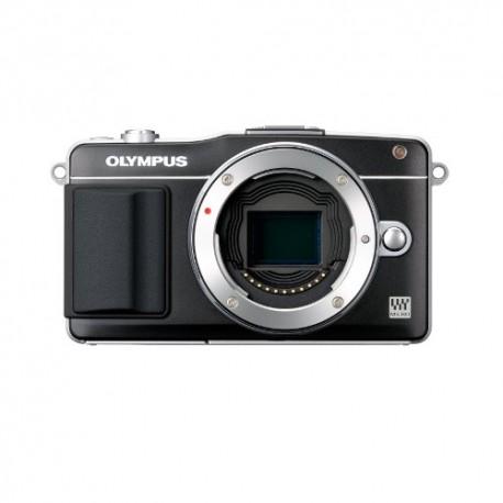 Olympus PEN E-PM2 14-42 Double Zoom Kit B1