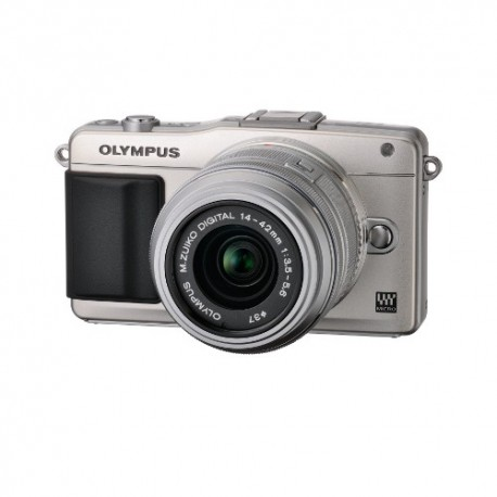 Olympus PEN E-PM2 14-42 Double Zoom Kit S1