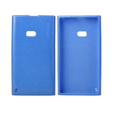 Capdase Soft Jacket Sparko Nokia Lumia 900 Blue