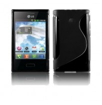 Capdase Soft Jacket LG Optimus L3 E400