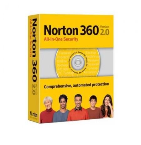 Norton Antivirus 360 ver 2.0