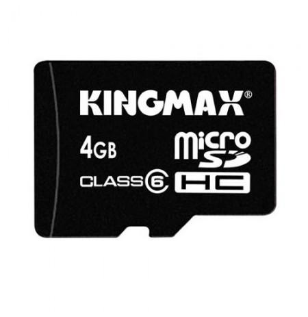 Kingmax MicroSDHC 4GB
