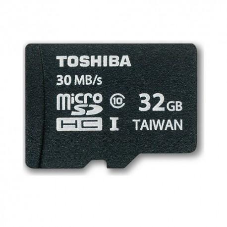 Toshiba microSDHC 32GB Class 10