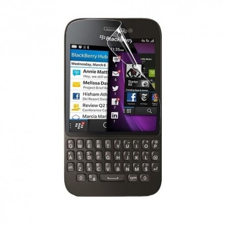 Capdase Privacy Imag Blackberry Q5