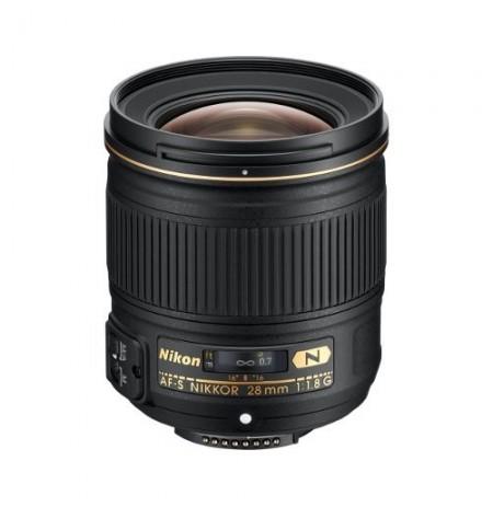 Nikon Nikkor 28mm F/1.8G